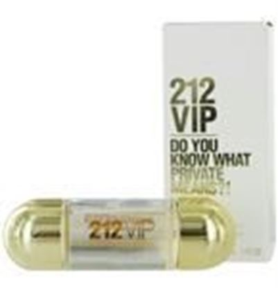 Picture of 212 Vip By Carolina Herrera Eau De Parfum Spray 1 Oz
