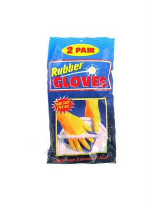 Picture of All-purpose rubber gloves (Available in a pack of 30)