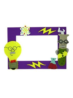 Picture of Science Photo Frame Magnet Craft Kit (Available in a pack of 30)