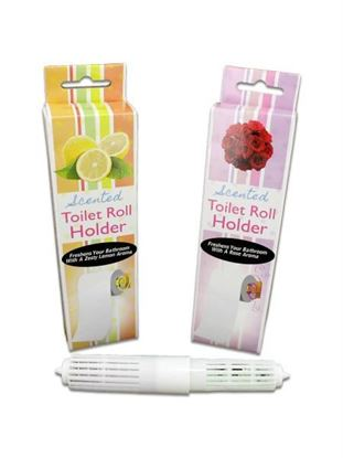 Picture of Scented toilet paper roll holder (Available in a pack of 24)