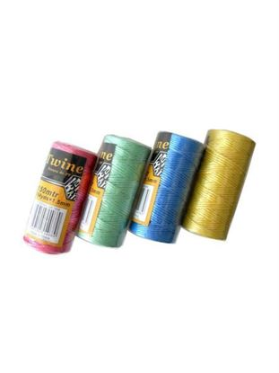 Picture of Colored twine, 4 rolls, 54 yards total (Available in a pack of 6)