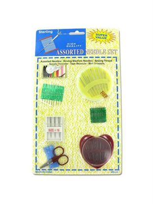 Picture of Super value needle set (Available in a pack of 24)