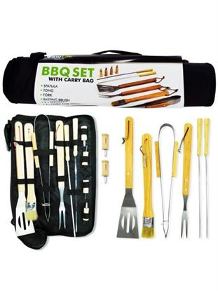 Picture of Barbecue set with carry bag (Available in a pack of 1)