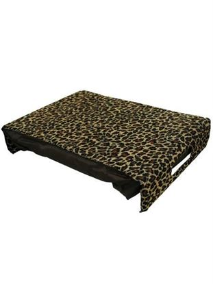 Picture of Leopard print lap desk w/handles (Available in a pack of 1)