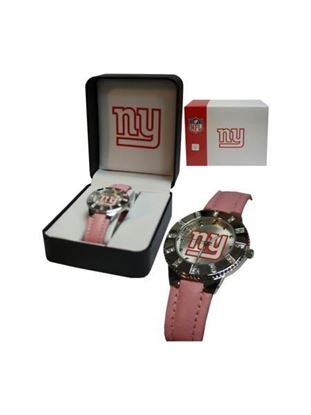Picture of Ladies NFL New York Giants Watch (Available in a pack of 1)