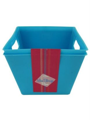 Picture of Miniature storage bins (Available in a pack of 24)