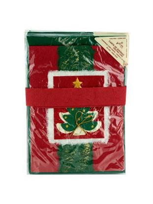 Picture of 6 pack xmas handmade greeting card w/envelope assorted (Available in a pack of 24)