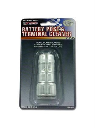 Picture of Battery post terminal cleaner (Available in a pack of 24)