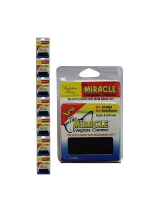 Picture of Miracle eyeglass cleaner cloth (Available in a pack of 18)