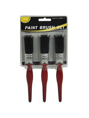 Picture of Paint brush set, 3 pack (Available in a pack of 8)