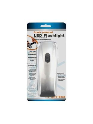 Picture of Crank flashlight (Available in a pack of 1)