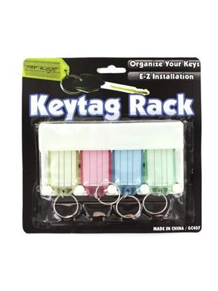 Picture of Key tag rack (Available in a pack of 24)