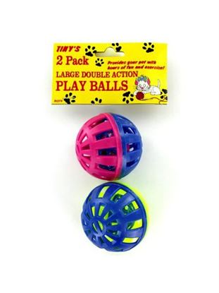 Picture of 2 Pack cat play balls (Available in a pack of 24)