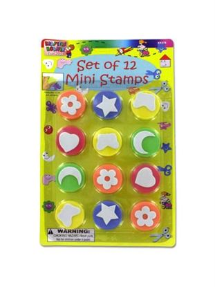 Picture of Foam mini stamps (Available in a pack of 36)