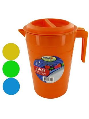 Picture of 1.5 liter water or juice pitcher (Available in a pack of 24)