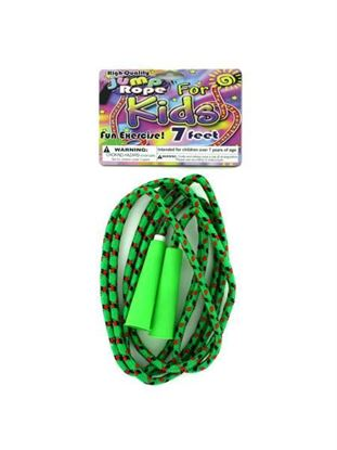 Picture of Colorful jump rope (Available in a pack of 36)