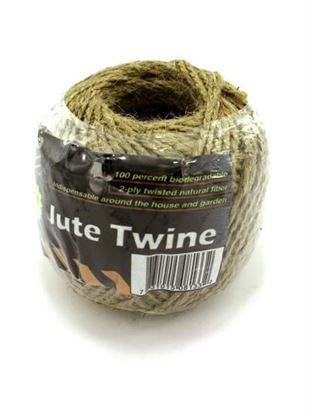 Picture of Natural fiber jute twine (Available in a pack of 24)