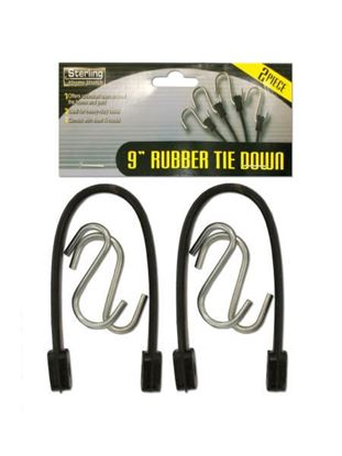 Picture of Rubber tie downs (Available in a pack of 24)