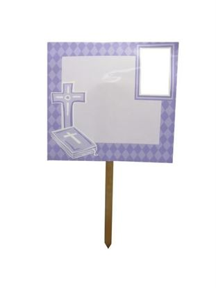 Picture of Confirmation/communion photo yard sign (Available in a pack of 18)