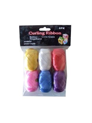 Picture of Curling ribbon, pack of 6 (Available in a pack of 24)
