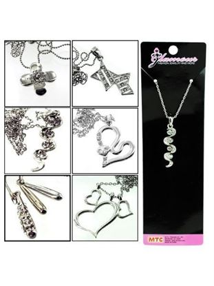 Picture of Fashion necklace pf1333 (Available in a pack of 24)