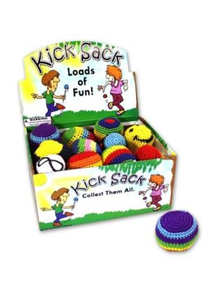 Picture of 24 Piece kick sack display (Available in a pack of 24)
