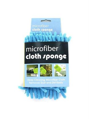 Picture of Microfiber cloth sponge (Available in a pack of 24)