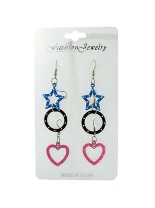 Picture of Fashion earrings set (Available in a pack of 24)