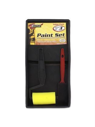 Picture of 3 Piece paint set (Available in a pack of 24)