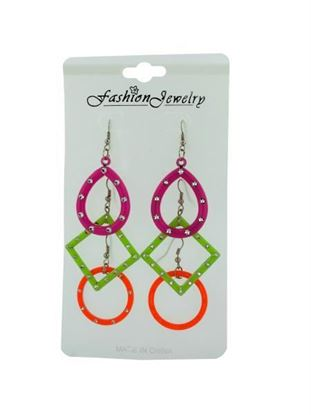 Picture of Fashion earrings (Available in a pack of 24)