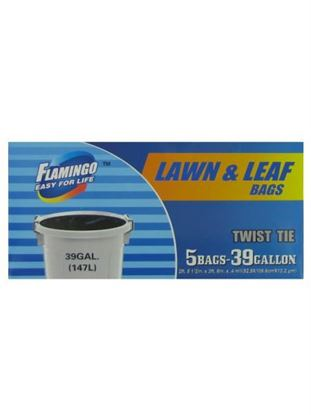 Picture of Lawn and leaf bags (Available in a pack of 24)