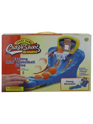 Picture of Tabletop basketball shooter (Available in a pack of 3)