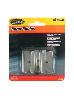 Picture of Razor blade value pack (Available in a pack of 24)