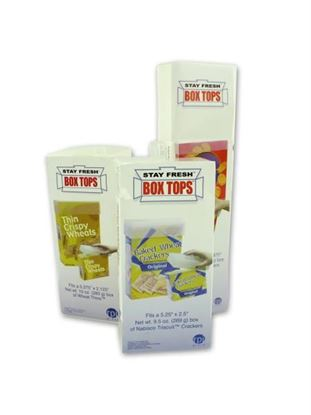 Picture of 3 piece assorted size stay fresh box tops (Available in a pack of 15)