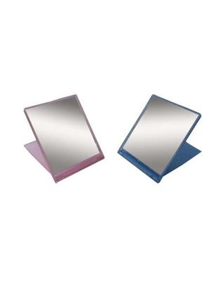 Picture of Foldable square compact mirror (Available in a pack of 12)