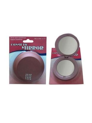 Picture of Cosmetic folding mirror compact (Available in a pack of 24)