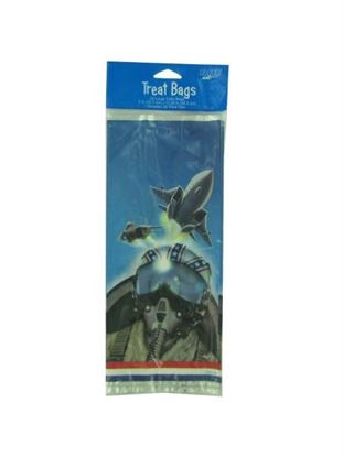 Picture of Fighter pilot treat bags, package of 20 (Available in a pack of 24)