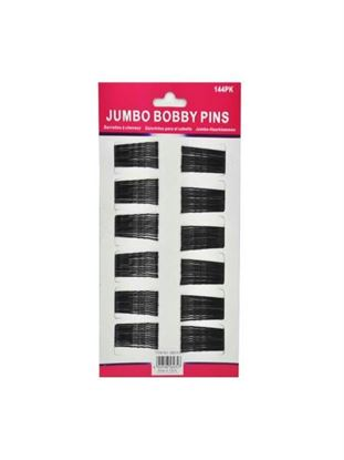 Picture of Bobby pins, pack of 144 (Available in a pack of 12)