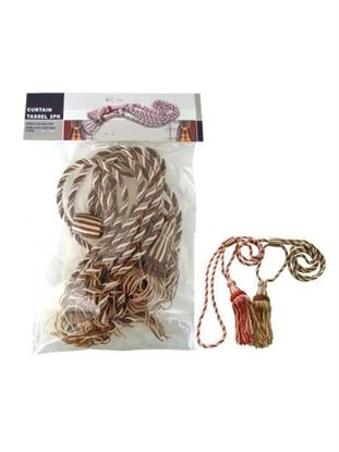 Picture of Curtain tassle, pack of 2 (Available in a pack of 4)