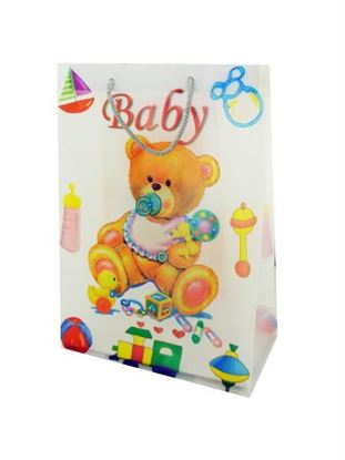 Picture of Baby large gift bag 1352 (Available in a pack of 12)