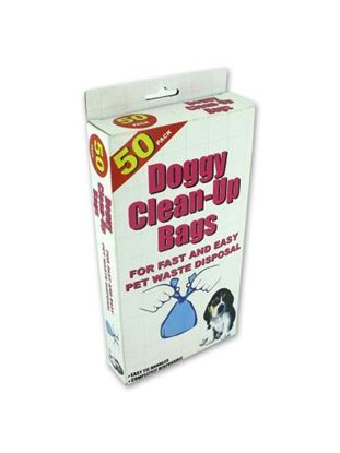 Picture of Pet waste disposal bags (Available in a pack of 24)