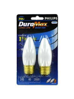 Picture of 40 Watt light bulbs (Available in a pack of 24)