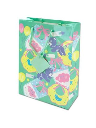 Picture of Baby med gift bag 1248 (Available in a pack of 24)