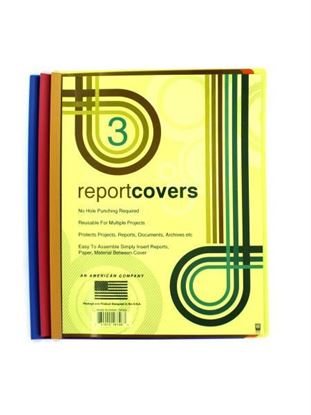 Picture of Report covers (Available in a pack of 24)