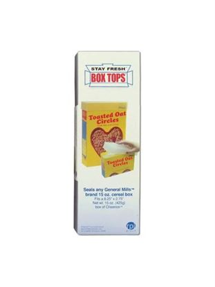 Picture of Cheerios whole grain box top (Available in a pack of 36)