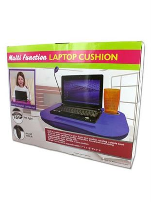 Picture of Laptop Tray with LED Lamp (Available in a pack of 1)