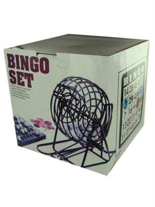 Picture of Complete Bingo Set (Available in a pack of 1)