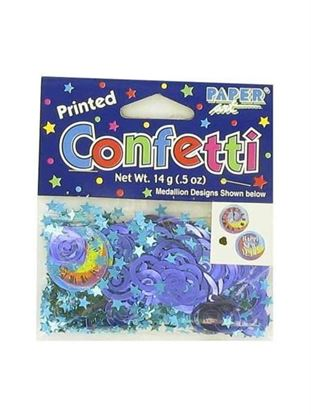 Picture of Confetti final countdown (Available in a pack of 36)