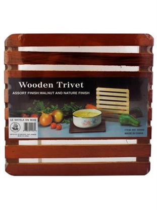 Picture of Wooden trivet (Available in a pack of 24)