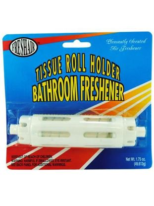 Picture of Toilet paper holder with freshener (Available in a pack of 24)